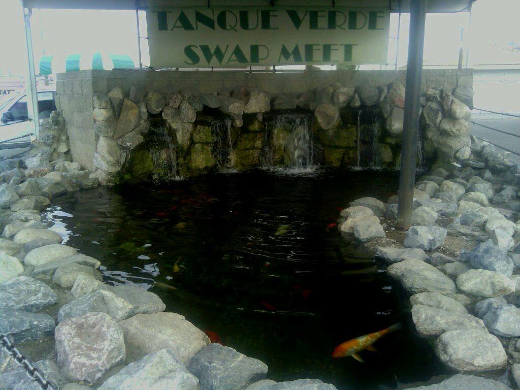 tanque verde swap meet prices